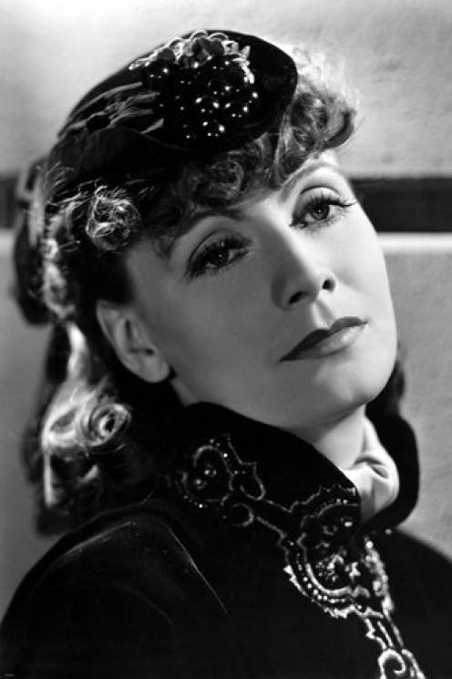 GRETA GARBO ANNA KARENINA movie still poster TRAGIC rare REFINED 24X36