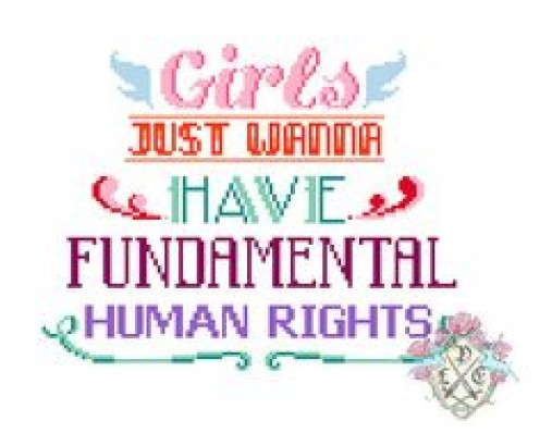 Different sexual plumbing does not constitute a reason for different human rights!