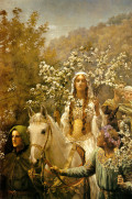 Arthurian Legends - The lost sister of Queen Guinevere
