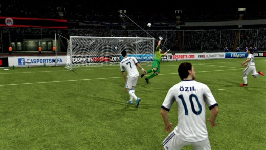 FIFA 13 update fixes connection issues, freezes and other things