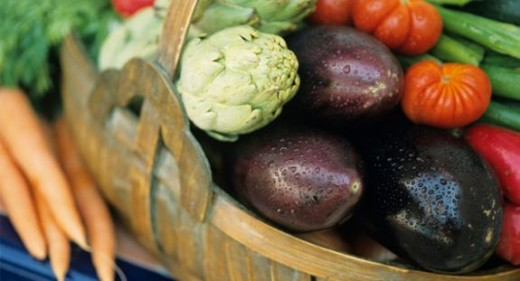 Local farmer's markets are a great source of nutritious, affordable food.