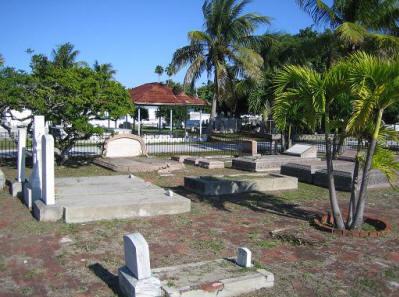 Eugene's grave.
