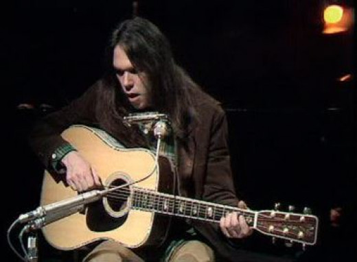 neil young and martin acoustic guitars. Black Bedroom Furniture Sets. Home Design Ideas