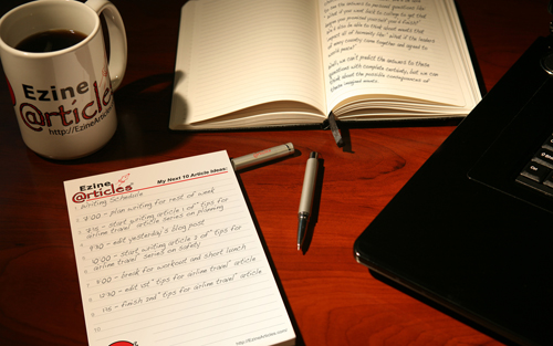 Harness your creative writing skills