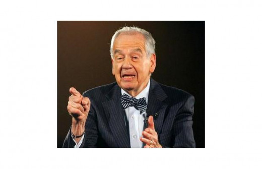Zig Ziglar was one of the greatest motivational speakers in history.