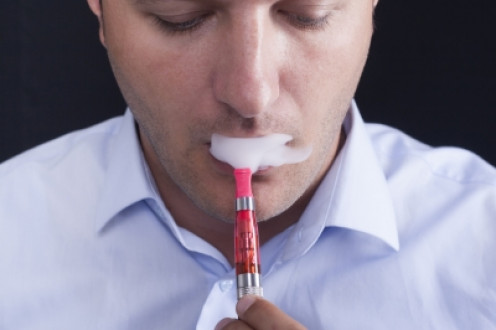 E cigarette vapor side effects