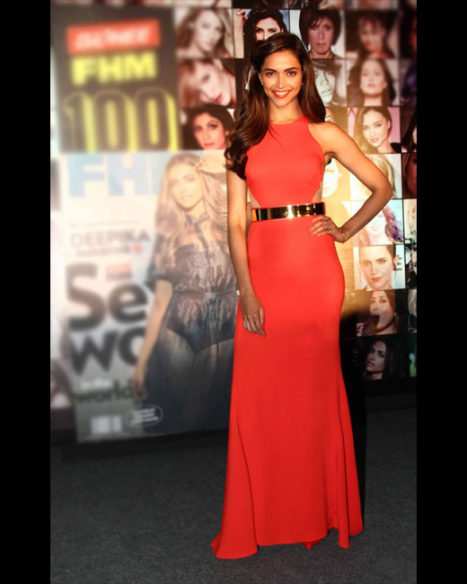 RED RED RED DEEPIKA PADUKONE RED RED RED Time and again Deepika Padukone has flaunted her love for the colour red! We've seen her dazzle the red carpet in red on various occasions, but here are our favourite looks.Visit  http://www.biscoot.com/showty