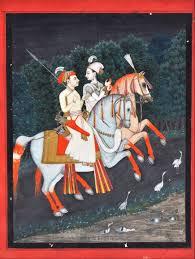 Rani Roopmati and Baz Bahadur