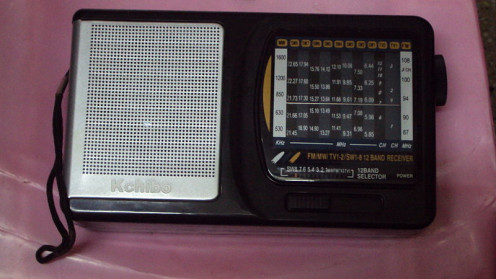 The old Transistor Radio, now a nostalgic gadget!