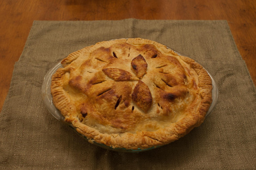 Apple Pie is American