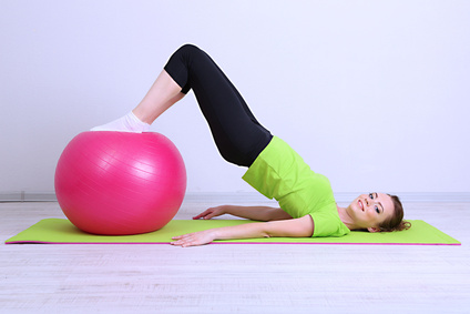 Bridges on Stability Ball