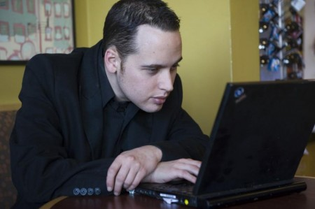 Andrian lamo used cyber and coffee shops for his exploits