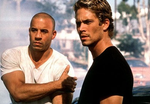 Vin Diesel and the late Paul Walker starred in The Fast and The Furious and it produced several hit sequels along the way.