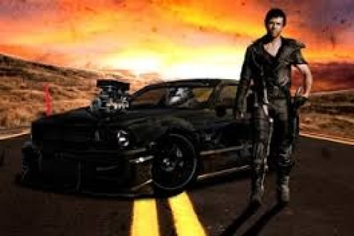 Mel Gibson plays as Mad Max and his car is bad to the bone. Once Max is out for revenge their is nothing anyone can do about it.