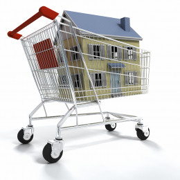 With some hard work and dedication, this could be you buying your new home!