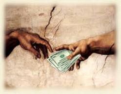 Have Mercy On Those of Us Who Have Mammonized Christ Jesus' Gospel....