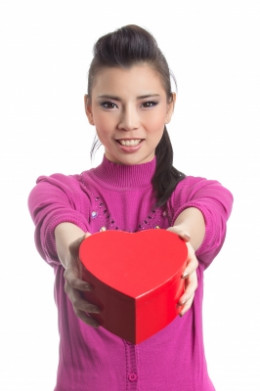 In toxic relationships it is very common for the toxic person to try to buy your love instead of resolving conflicts.