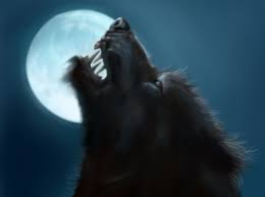 Famous Mythical Creatures : Werewolf