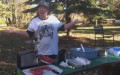 How To Make Raw Ground Meat, Egg And Rice Dog Food