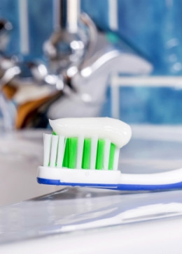 Change your toothbrush after you have been sick so that you can avoid reinfecting yourself.