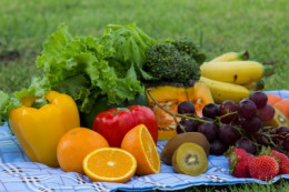 Eat a healthy diet so that your body and immune system can be strengthened.