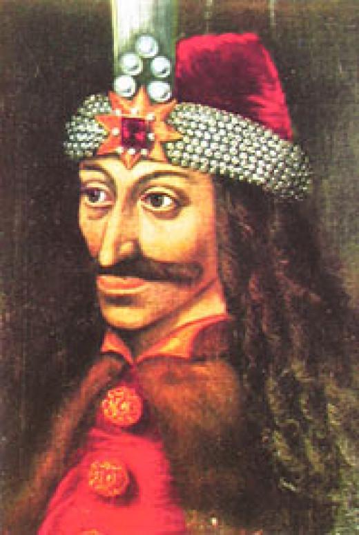 Vlad Dracule the impailer
