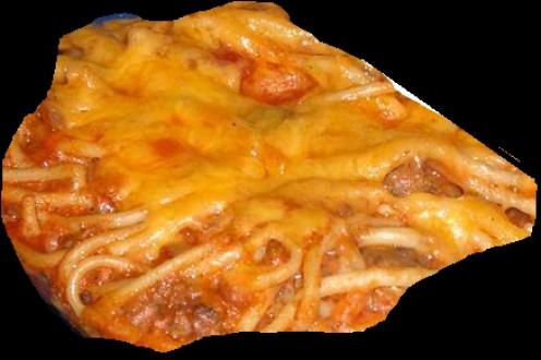 Delicious Taco Spaghetti!