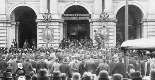The Bank Panic of 1893