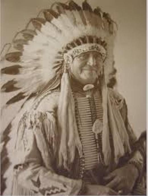 Lakota Chief Luther Standing Bear Held Nature In High Regard