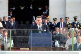 Ronald Reagan's inaugural address in 1981
