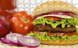 PuzzleBurger: (A Short Story)