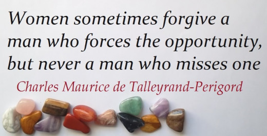 Charles Maurice de Talleyrand-Périgord: born 1754 to 1838 was a French diplomat, and  aide to Napoleon
