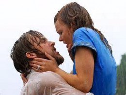 Allie and Noah in The Notebook