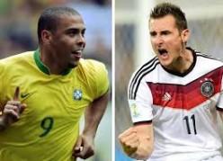 Miroslav Klose's World cup world record
