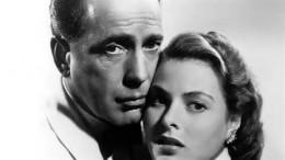 Rick and Ilsa in Casablanca