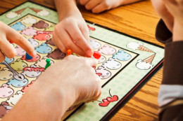 Playing board games with your kids is not only the perfect way to spend time with them, it also teaches them valuable learning tools along the way.
