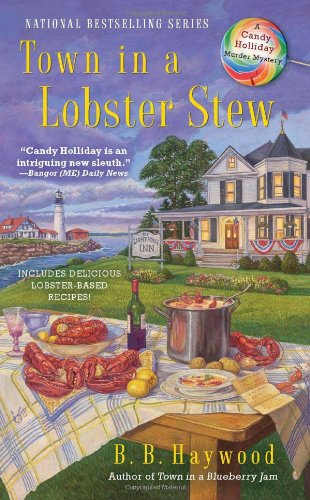 Second installment of the Candy Holliday Mystery series
