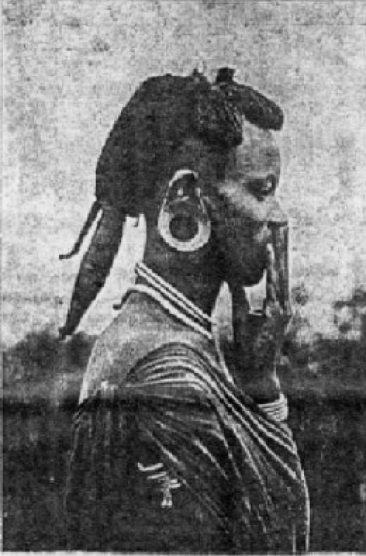 Akhenaten and the Kikuyu People of Kenya