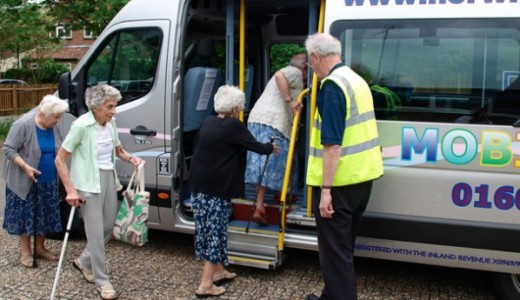 Senior and Elderly Transportation