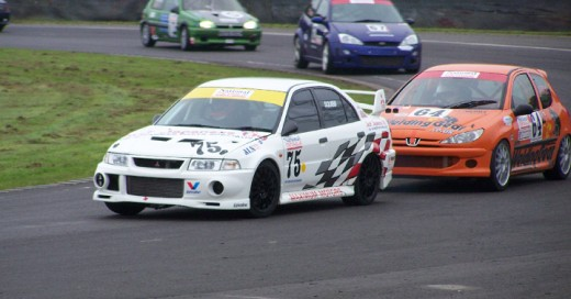Legal Car Racing