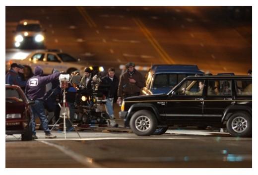 Car as a Movie Prop