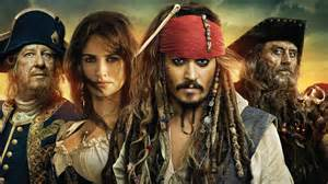 Pirates of the Caribbean 4: On Stanger Tides