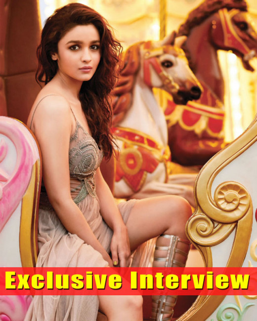 Even though she is just 3 films old, Alia Bhatt has already made her mark in Bollywood and how. The petite beauty is not just an actress, but also a fashionita and a singer! So when Biscoot Showtym got the chance to interact with her.
