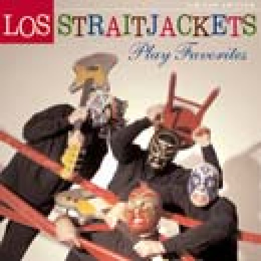Los Straitjackets Surf Garage Rock In Lucha Libre Masks