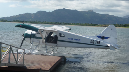 Turtle Airlines Seaplane