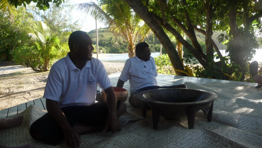 The Kava makers