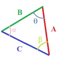 The Wonder and Amusement of Triangles - Part Three : the Sine Rule