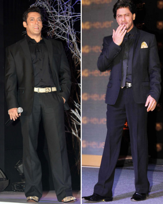 After we told you that Salman Khan had walked out of Bigg Boss season 8 as the host, now buzz is that his arch rival, Shah Rukh Khan will be replacing him. All the Bollywood news only on Biscoot Showtym