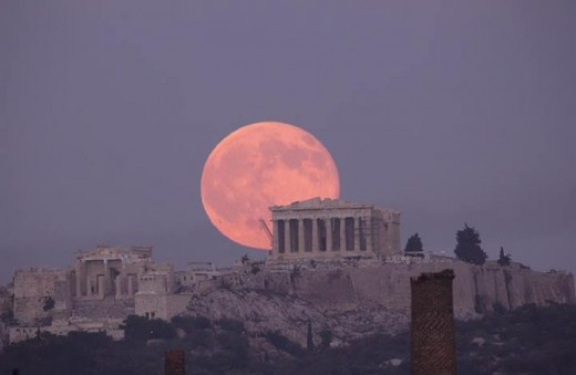 From the Areopagus