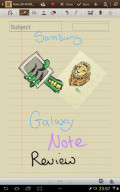 Samsung Galaxy note review for University students